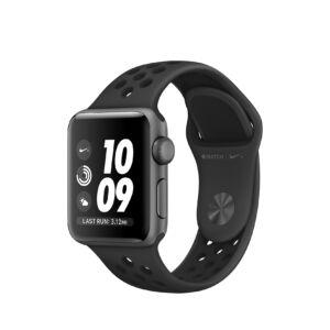 Apple Watch Series 3 Nike+ 38mm Aluminium Anthracite Black MQKY2 okosóra
