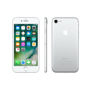 Apple iPhone 7 32Gb Silver-White Gyártói Apple Store Garanciás Mobiltelefon