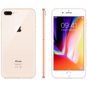 Apple iPhone 8 Plus 64GB Gold-White Gyártói Apple Store Garanciás Mobiltelefon