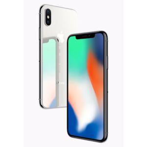 Apple iPhone X 64GB Silver-White Gyártói Apple Store Garanciás Mobiltelefon