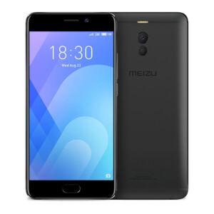 Meizu M6 Note 32GB Dual-Sim fekete gyártói garanciás kártyafüggetlen mobiltelefon