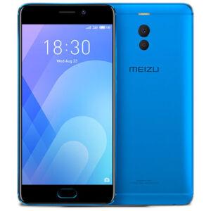 Meizu M6 Note 32GB Dual-Sim kék gyártói garanciás kártyafüggetlen mobiltelefon