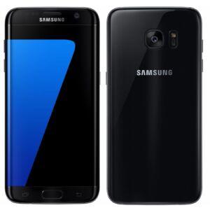 HASZNÁLT Samsung Galaxy S7 edge (G935F) Fekete kártyafüggetlen mobiltelefon