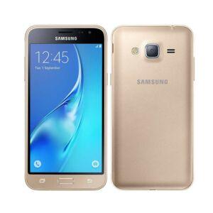 Samsung Galaxy J3 2016 (J320F/DS) Dual-Sim Arany gyártói garanciás kártyafüggetlen mobiltelefon