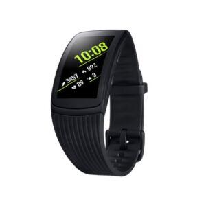 Samsung R365 Gear Fit 2 Pro fekete gyártói garanciás okosóra