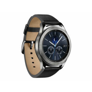 Samsung R770 Gear S3 Classic ezüst gyártói garanciás okosóra