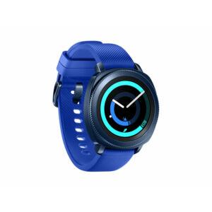 Samsung R600 Gear S3 Sport kék okosóra