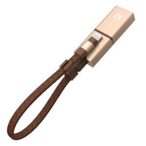 ADAM elements iKlips Wizard Lightning/USB3.1 kártyaolvasó, arany