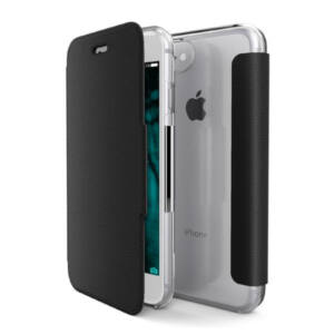 Engage Folio védőtok iPhone 7 / 8 Fekete