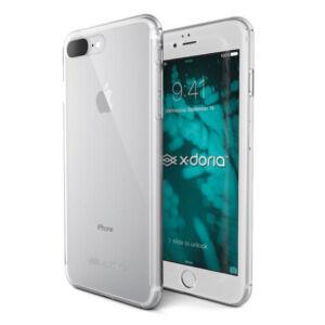 Defense 360 Glass védőtok iPhone 7 Plus / 8 Plus Színtelen