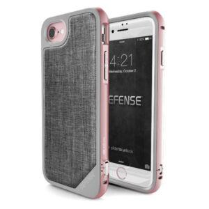 Defense Lux védőtok iPhone 6 / 6S Rozéarany