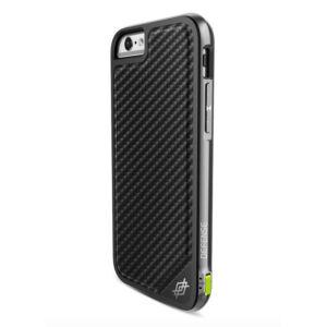 Defense Lux védőtok iPhone 6 Plus / 6S Plus Fekete Karbon