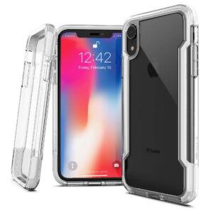 Defense Clear iPhone XR - Átlátszó