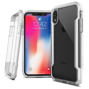 Defense Shield iPhone XR - Fekete