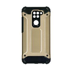 Xiaomi Redmi Note 9 Defender műanyag telefonvédő ARANY