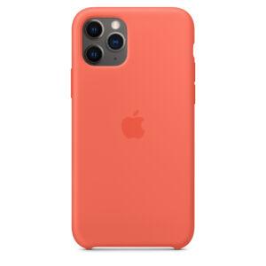 Apple iPhone 11 Pro szilikontok, klementin (mwyq2zm/a)