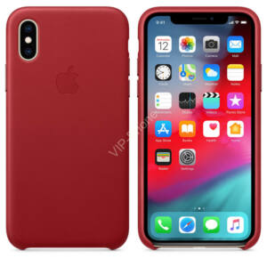 Apple iPhone 11 Pro szilikontok, piros (mwyh2zm/a)