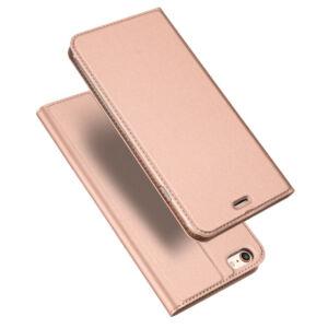 DUX DUCIS mappatok, Apple Iphone 7 / 8 rózsaarany