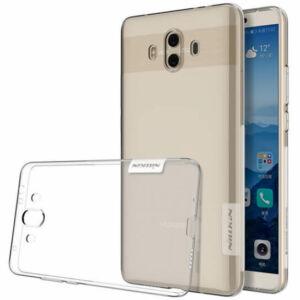 Huawei Mate 10 Pro szilikon hátlap - Nillkin Nature - transparent
