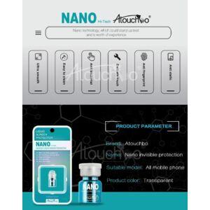 Nano Hi-Tech kijelzővédő folyadék