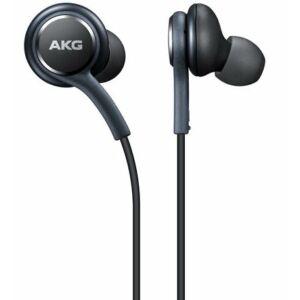 Samsung gyári sztereó J.B. szett - EO-IG955 black tuned by AKG- 3,5 mm jack (ECO csomagolás)