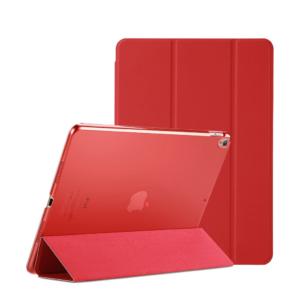 Smart Book tok Piros Apple Ipad 10,2″ (2019) készülékhez