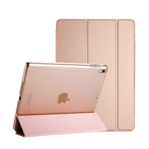 Smart Book tok Rose Gold Apple Ipad 10,2″ (2019) készülékhez