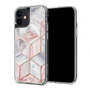 SPIGEN CIEL CYRIL APPLE IPHONE 12 MINI CECILE CRYSTAL TOK, PINK MARBLE