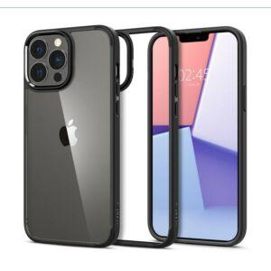 spigen-crystal-hybrid-apple-iphone-13-pro-matte-black-tok-matt-fekete-1194456