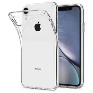 SPIGEN SGP LIQUID CRYSTAL APPLE IPHONE XR CRYSTAL CLEAR HÁTLAP TOK