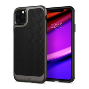 SPIGEN SGP NEO HYBRID APPLE IPHONE 11 GUNMETAL HÁTLAP TOK