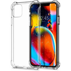 SPIGEN SGP RUGGED ARMOR APPLE IPHONE 11 PRO CRYSTAL CLEAR HÁTLAP TOK