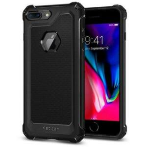 SPIGEN SGP RUGGED ARMOR EXTRA APPLE IPHONE 8 PLUS/7 PLUS BLACK HÁTLAP TOK