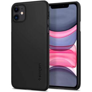SPIGEN SGP THIN FIT APPLE IPHONE 11 BLACK HÁTLAP TOK