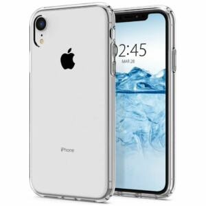 SPIGEN SGP ULTRA HYBRID APPLE IPHONE XR CRYSTAL CLEAR HÁTLAP TOK