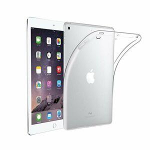 Szilikon védőtok Apple Ipad 9.7 (2017)-hez - átlátszó