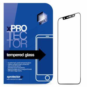 Tempered Glass 0.33 Full 3D Black (Por mentes) kijelzővédő kijelzővédő Apple iPhone Xr / iPhone 11 készülékhez