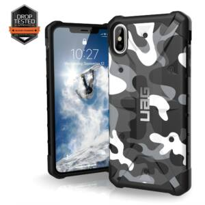 UAG PATHFINDER SE CAMO APPLE IPHONE XS MAX HÁTLAP TOK, ARCTIC