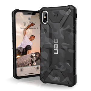 UAG PATHFINDER SE CAMO APPLE IPHONE XS MAX HÁTLAP TOK, MIDNIGHT