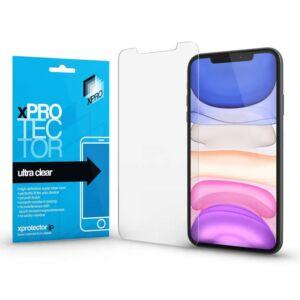 Ultra Clear kijelzővédő fólia Apple iPhone Xs Max/ Iphone 11 Pro készülékhez