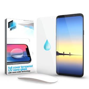 Xprotector Full Cover Tempered UV nano Glass kijelzővédő, Samsung Galaxy Note 9 (N960)