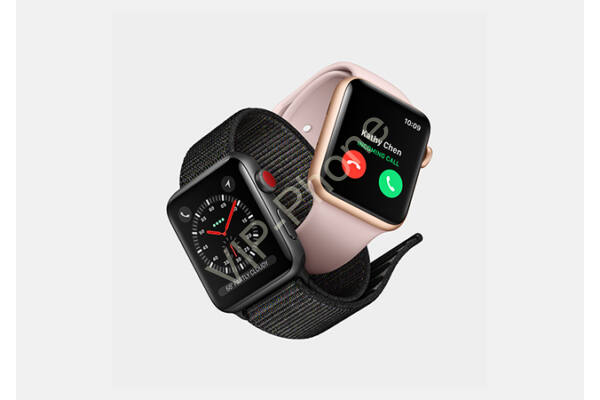Apple Watch Series 3 42mm okosóra