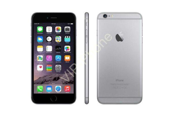 Apple iPhone 6 Plus 16Gb Space-Gray Gyártói Apple Store Garanciás Mobiltelefon