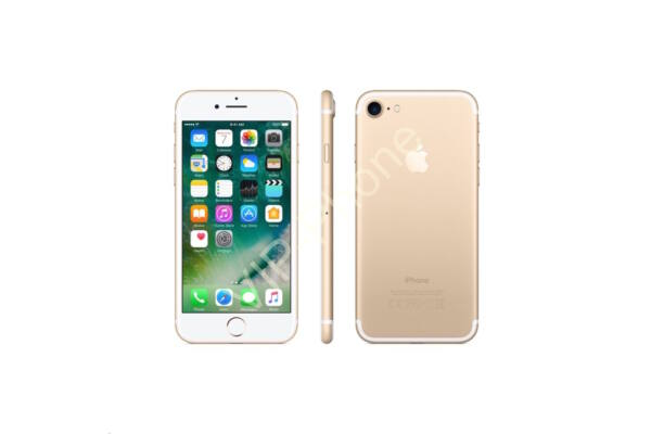 Apple iPhone 7 128Gb Gold Gyártói Apple Store Garanciás Mobiltelefon
