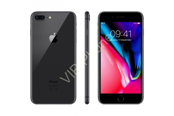 Apple iPhone 8 Plus 64GB Space Gray Gyártói Apple Store Garanciás Mobiltelefon