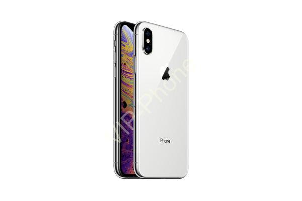 Apple iPhone Xs Max 256GB Silver Gyártói Apple Store Garanciás Mobiltelefon