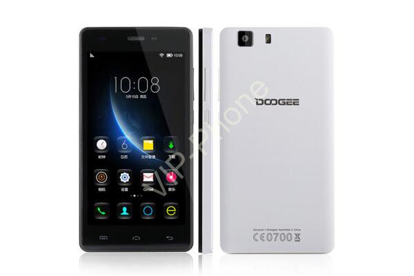 Doogee X5 Pro Dual-Sim gyártói garanciás kártyafüggetlen mobiltelefon