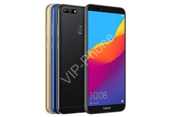 Huawei Honor 7A 16GB Dual-SIM kártyafüggetlen mobiltelefon