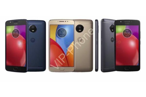 Motorola Moto E4 Plus (XT1771) Dual-Sim gyártói garanciás kártyafüggetlen mobiltelefon