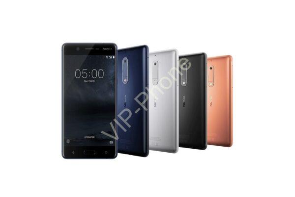 Nokia 5 Dual-SIM gyártói garanciás kártyafüggetlen mobiltelefon